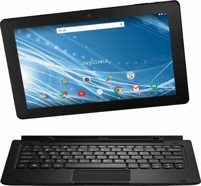 """Insignia Flex 11.6"""" Capacitive IPS Tablet Quad-Core 1.3GHz 32GB Andriod Keyboard"""