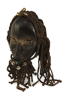 Dan Mask Bearded Liberia African Art  SALE WAS $150