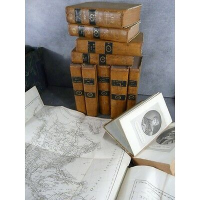 Atlas of BANCAREL (F). and Collection short of Voyages elders and modern