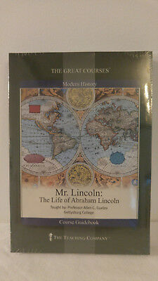 The Great Courses - Mr. Lincoln: The Life of Abraham Lincoln