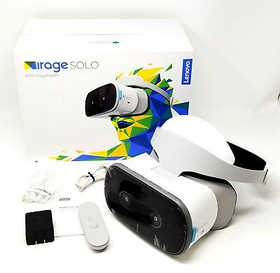 Lenovo Mirage Solo VR Headset With Daydream - White