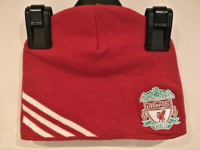 Adidas Liverpool FC (LFC) Beanie (2007-2008) One Size Fits Most