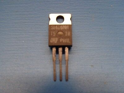 (1) St S1616Nh 800V 16A Scr Silicon Controlled Rectifier To-220Ab