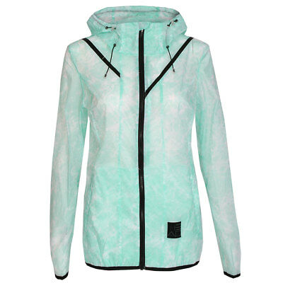 Head Damen ultraleichte Sportjacke Laufjacke Windjacke Transition T4S Tech Shell