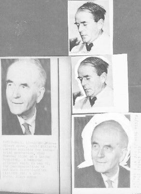 Albert  Speer  Photos  Printed  &  Distributed  After  His  Death  At  Age  76