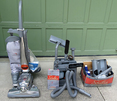 Kirby Sentria G10D Upright Vacuum Cleaner With Carpet Shampooer & Attachments