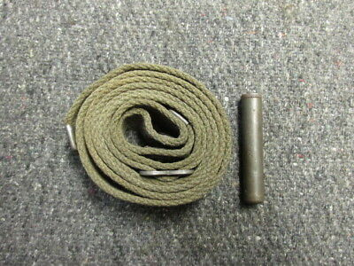 Us Military M1 Carbine Oiler & Sling-Original-Very Good Condition