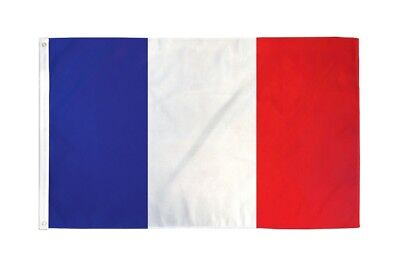 2x3 France Flag French Banner Country Pennant Indoor Outdoor 24x36 inch New