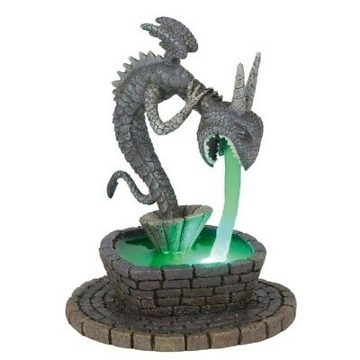Department 56 Nightmare Before Christmas Town Square Fountain Figurine 6001202