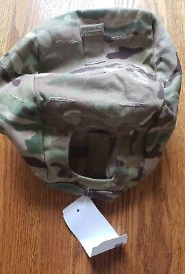 Brand new Army OCP Helmet Cover, W/ENVG, IR TABS Large/Extra Large