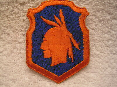 Us Army Wwii 98Th Infantry Division Great Looking Patch..real Deal  !!