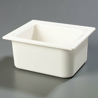 Carlisle Food Service Products Coldmaster® Food Pan White