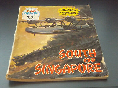 WAR PICTURE LIBRARY NO 576!,dated 1970!,GOOD for age,great 48!YEAR OLD issue.