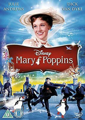 Mary Poppins [DVD] -  CD BGLN The Fast Free Shipping