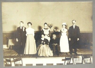 5 Diff Lg Cabinet Photos of Actors on Stage by John McNeal West Hazeltine PA