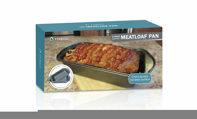 Eternal 2 Piece Non-Stick Meat Loaf Pan