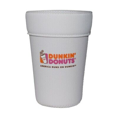 Dunkin' Donuts Cup Cooler Insulated Koozie Sleeve, New