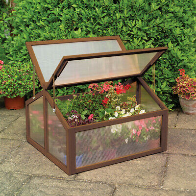 Gardman 2.9 Ft. W x 2.11 Ft. D Cold-Frame Greenhouse