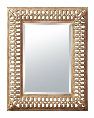 Astoria Grand Rosenthal Wall Accent Mirror