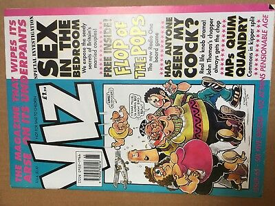 Viz Comic Issue No 65 - Adult Comic - Not For Sale To Children