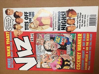 Viz Comic Issue No 70 - Adult Comic - Not For Sale To Children