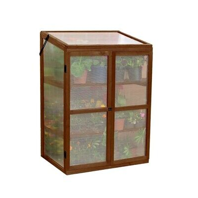 Gardman 2.5 Ft. W x 1.8 Ft. D Mini Greenhouse