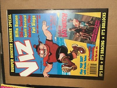 Viz Comic Issue No 72 - Adult Comic - Not For Sale To Children