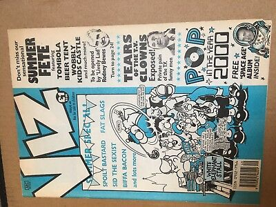 Viz Comic Issue No 49 - Adult Comic - Not For Sale To Children
