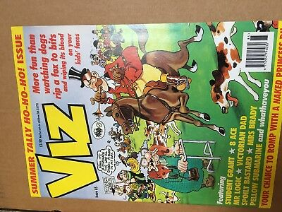 Viz Comic Issue No 85 - Adult Comic - Not For Sale To Children -