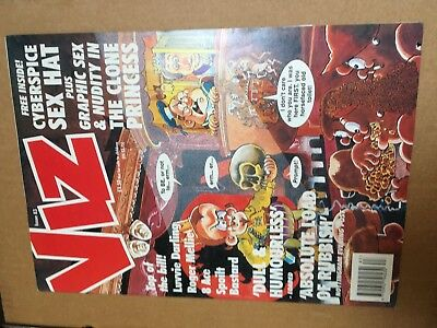 Viz Comic Issue No 83 - Adult Comic - Not For Sale To Children -