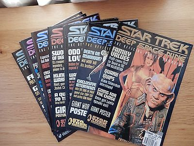 deep space 9 poster magazines