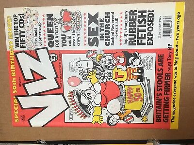 Viz Comic Issue No 50 - Adult Comic - Not For Sale To Children -