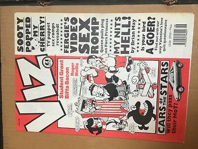 Viz Comic Issue No 58 - Adult Comic - Not For Sale To Children -