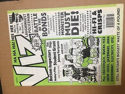 Viz Comic Issue No 59 - Adult Comic - Not For Sale To Children -
