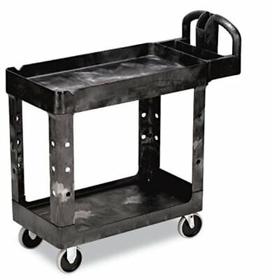 Rubbermaid Commercial Products Heavy-Duty Utility Cart RMC2606