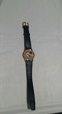 Rare Jiminy Cricket Disney Watch Disney Employee Watch? Work Safely work Safety