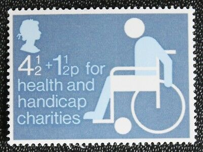 GB 1975 Charity Health & Handicap Funds Set SG970 Unmounted Mint