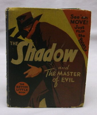 The Shadow And The Master Of Evil Better Little Book