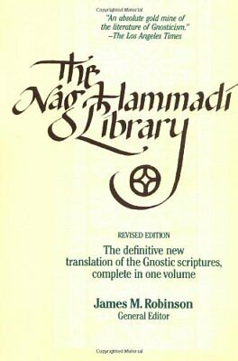 Nag Hammadi Library in English: The Definitive Translation of the G... Paperback