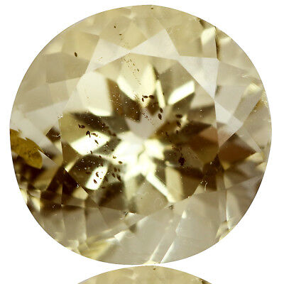 2.90 Ct ct SHIMMERING RARE UNHEATED BEST LUSTROUS YELLOW SCOPALITE !