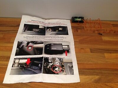 Renault Clio Mk2 Phase 2  Immobiliser Bypass