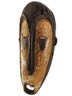 Fang Mask Ngil Society Gabon African Art  SALE WAS $290