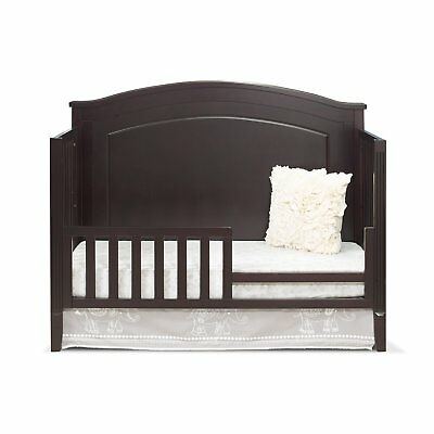 Sorelle Brittany Panel Crib Toddler Rail