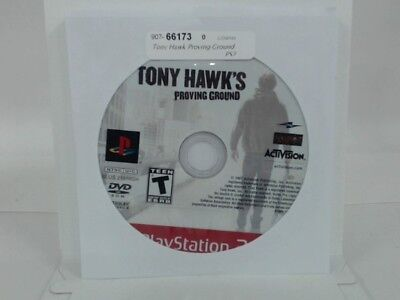 Tony Hawk Proving Ground Playstation 2 Ps2  Good