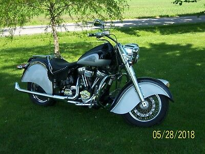 2002 Indian chief classic wind walker  2002 indian motorcycle