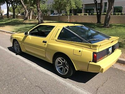 1989 Chrysler Conquest TSi Conquest TSi (Mitsubishi Starion) 2 Owner! 1989! Cold AC Runs great new tires