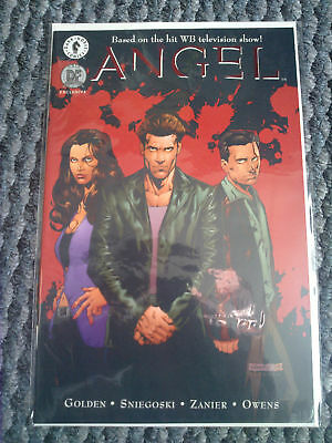 BN Dynamic Forces Exclusive Angel Red Foil Cover Comic