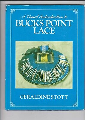 A Visual Introduction To Bucks Point Lace Book