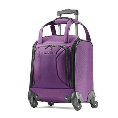 American Tourister Zoom Underseater Spinner Tote Carry-On Luggage