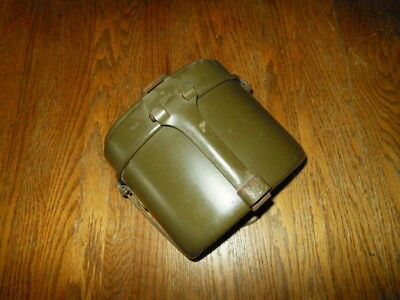 WW2 German Wehrmacht / Luftwaffe M31 Aluminum - MESS KIT - LATE WAR - VERY NICE!